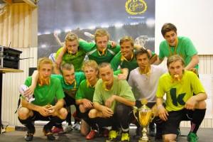 Förra årets vinnare: Boris Boys