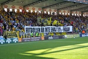 Fotbollen är inte enig i 51%-regeln!