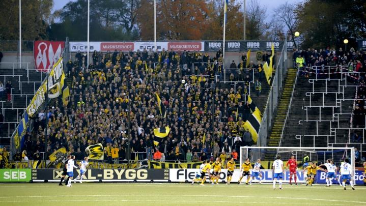 Fotboll, Allsvenskan, IFK Norrköping - Elfsborg